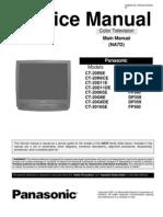 Panasonic CT 20R6E