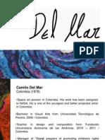 Camilo Del Mar. Space Art.ppsx