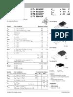 IXTQ88N30P - PolarHTTM Power MOSFET