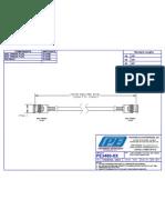 PE3480-1200 - CABLE ASSEMBLY RG108A U BNC TWINAX PLUG TO BNC TWINAX PLUG