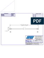 PE3481 - CABLE ASSEMBLY PE-SR402FL SMA MALE TO SMA MALE