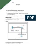 Praktikum Jaringan Komputer UGM Modul 6