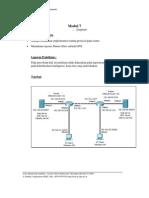Praktikum Jaringan Komputer UGM Modul 7