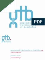 GTB Gespecialiseerde Trajectbegeleiding