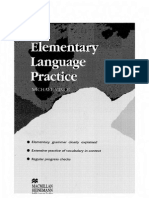 Elementary Language Practice Red