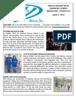official newsletter of verbum dei quezon city no 9