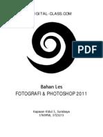 2011 Fotografi and Photoshop v2