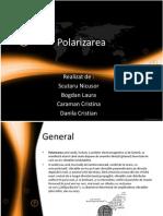 Polarizarea