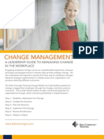 Dale Carnegie Change Management Guide