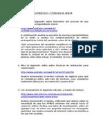 CASO PRÁCTICO - TÉCNICAS DE VENTA