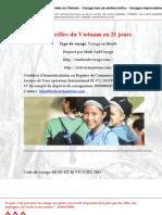 Vietnam en Liberte 21 Jours