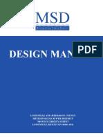 Design Manual 2009