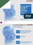 Baromètre politique - mai 2013