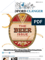 The Bedford Clanger May 2013  (The Beer Issue)