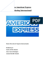 Caso American Express