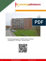 Brochure Palembangweg 84 te Almere