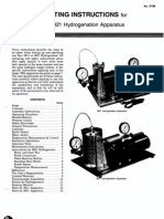 Parr.hydrogenation.apparatus.manual