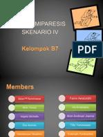 PBL Hemiparesis B7