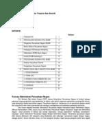 Administrasi Perusahaan Negara Dan Daerah