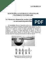 Micrometrul Pentru Filete