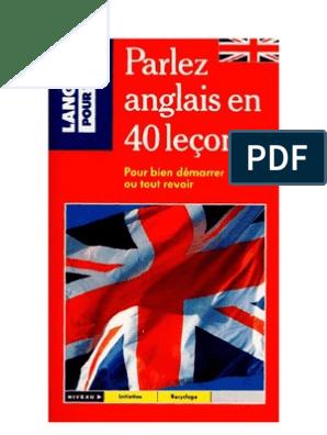 Langue Anglais 40 Lecons Pour Parler L Anglais Presses Pocket Des Sports Competition Automobile