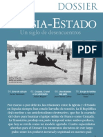 75632259 Dossier 098 Iglesia Estado Un Siglo de Desencuentros