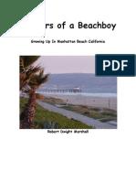 Memoirs of a Beachboy - Growing Up in Manhattan Beach CA