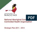 NACCHO2011-14 Strategic Plan