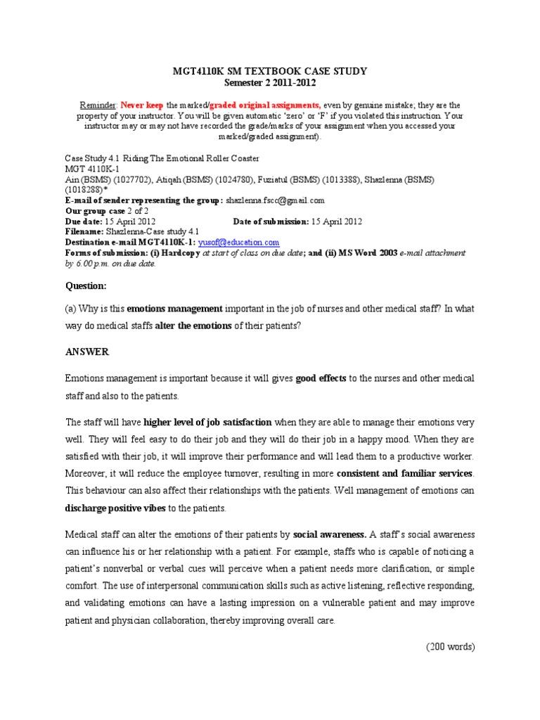 case study hy dairies inc