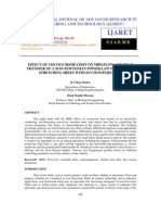 Effect of Viscous Dissipation on Mhd Flow and Heat Transfer of a Non-newtonian Power-law Fluid