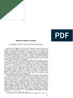 Adrados - Modelo Clásico como constante histórica PRIMERA PARTE