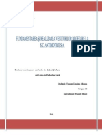 Monografie SC Antibiotice SA