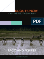 Facts and Figures One Billion Hungry