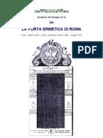 8 - La Porta Ermetica
