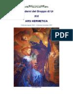 16 - Ars Hermetica