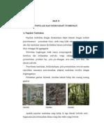populasi dan demografi tumbuhan