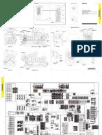 CATERPILLAR  GAS ENGINE 3516 Schematic DIAGRAM