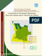 Inventário Florestal - Angola