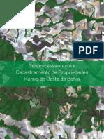 MI - Geoprocessamento E Cadastramento de Propriedades Rurais Do Oeste Da Bahia