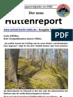 Hüttenreport 1-2013
