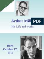 Arthur Miller - Life and Works Presentation