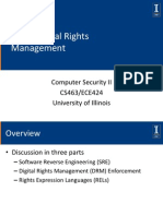 463.6 Digital Rights Management