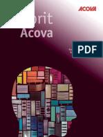 Catalogue Acova