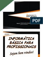 Informatica Basica Para Profissionais -Aula 1