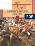 A Revolta Dos Colonizados (Capa)