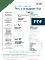 Alfa y Omega - nº 831 - 02 Mayo 2013