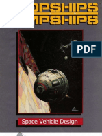 BattleTech 1500 - Areotech & Mechwarrior - Dropships & Jumpships - Design Rules