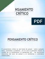 pensamiento critico.ppt