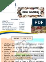 Disc. 2 GROUP 6 Homeschooling