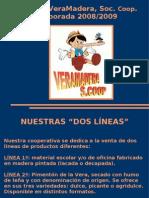 Catálogo Veramadera
